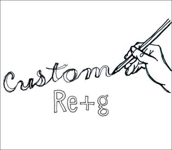 Custom Re+g