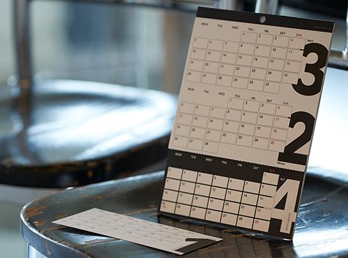 3ヶ月カレンダーの選び方