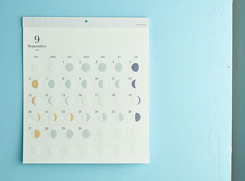 壁掛けカレンダーの選び方