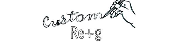 カスタムRe+g