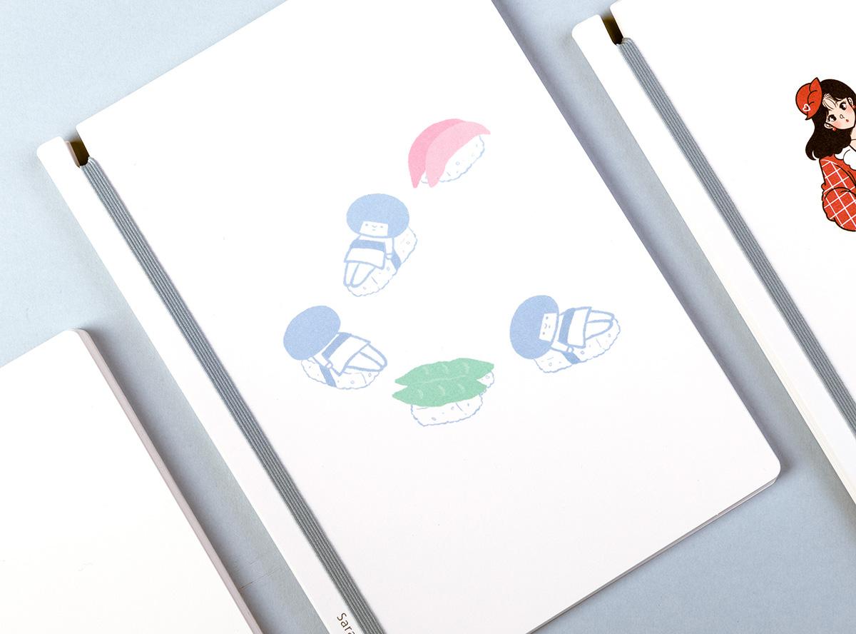 「KAWAII PROJECT」Sara book