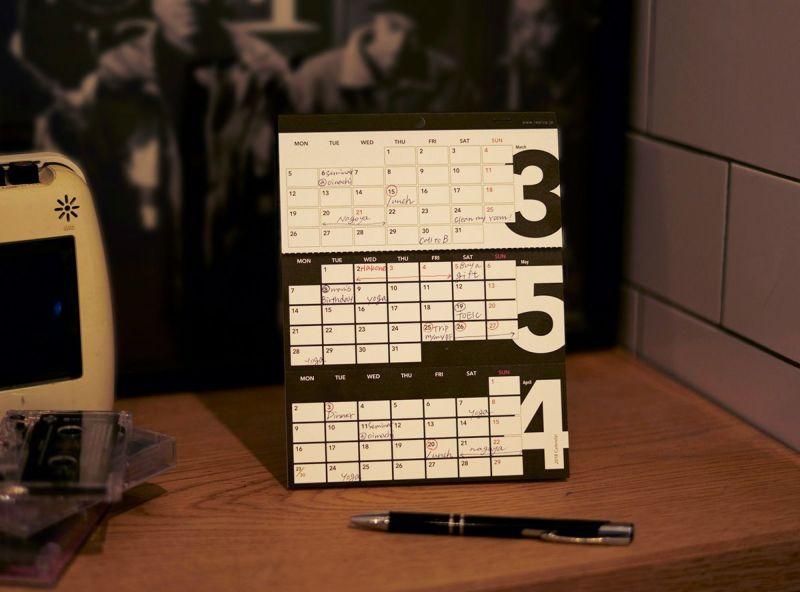 3's Calendar