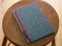 名刺ファイル Log book : Felt