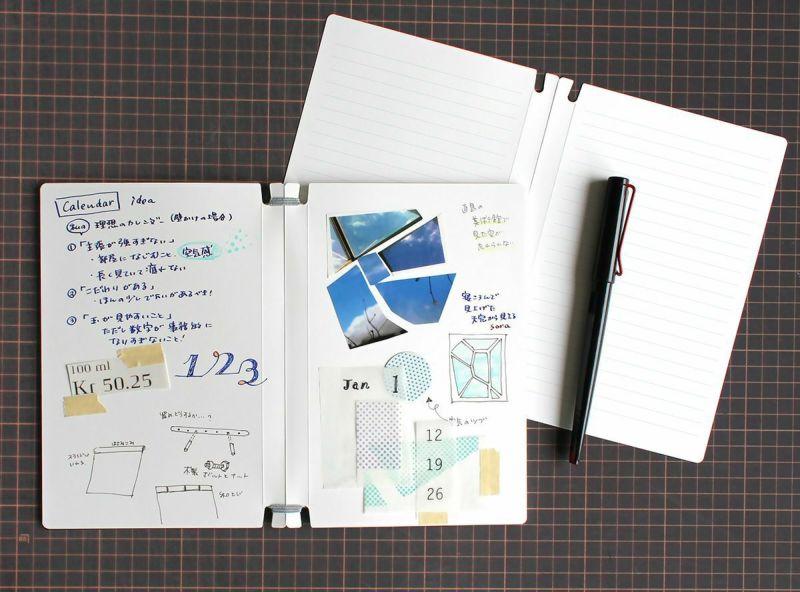 スクラップブックSara bookの選び方