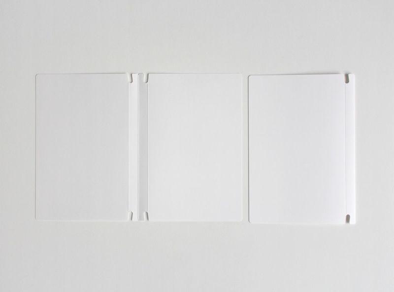 替台紙 Sara book parts【blank 無地】