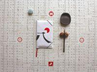 懐紙入れ 多包み(たづつみ)と懐紙3帖セット