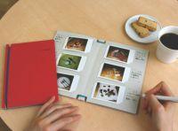 <カスタムリプラグ>名刺ファイルLog book